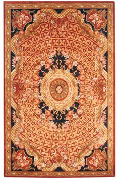 Josephine Area Rug. #HDCrugs HomeDecorators.com