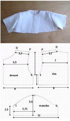 Voici un site parfait pour débuter en couture. Aujourd'hui, apprenez à utiliser un patron et assembler les pièces. #diy #couture #coudre #technique #tuto #patron