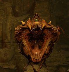 caco demon doom - Google Search