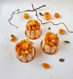 Panna Cotta, Something Sweet, Charlotte, Food Art, Dinner, Fruit, Cake, Ethnic Recipes, Trifles