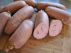 Trüffel-Sahneleberwurst, ein sehr schönes Rezept aus der Kategorie Wursten. Bewertungen: 3. Durchschnitt: Ø 4,0.