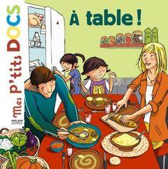 Amazon.fr - A table ! - Stéphanie Ledu, Thérèse Bonté - Livres