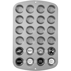 Recipe Right 24 Cup Mini Muffin Pan