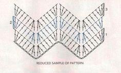 Tutorial Einfaches Zick Zack Muster Häkeln Zick Zack