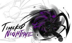 QUANTUMVERSE(QT DREAM-Special): TimeKid Nightmare by perfectshadow06.deviantart.com on @DeviantArt