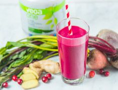 Pomegranate, Grapefruit & Beet Smoothie