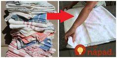 Bývalá chyžná z hotely Joane našla úžasný spôsob, ako využiť staré uteráky a utierky, ktoré sa v hotely míňajú doslova raketovou rýchlosťou. Diy And Crafts, T Shirts For Women, Handmade, Hand Made, Craft