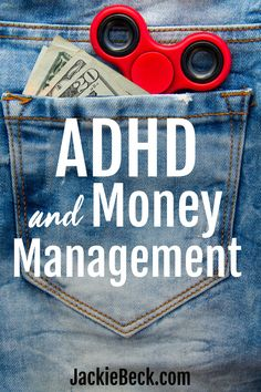 ADHD and Money: Simple Strategies for Money Management Have ADHD? These strategies can make it easier to manage your money in a detail-oriented, time-sensitive world Money Tips, Money Saving Tips, Saving Ideas, Money Hacks, Money Budget, Adhd Help, Adhd Strategies, Adult Adhd, Money Challenge