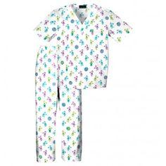 Childrens Prest-o Change-o Scrub Set - Infinity Scrubs of AR Kid's Scrubs Kids Scrubs, Buy Scrubs, Scrub Sets, Work Wear, Infinity, Pajama Pants, Pajamas, Change, Fashion