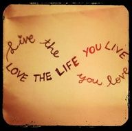 Live the life you love, love the life you live <3 bob marely tattoo.