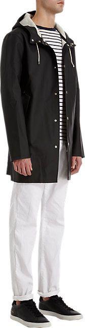 Stutterheim Raincoats Stockholm Raincoat - Raincoats - Barneys.com