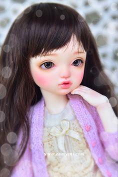 New Girl, Bjd, Welcome, Happy Holidays, Cosmetics, Dolls, Baby Dolls, Happy Holi, Puppet