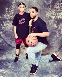 Player & Coach. Special #dadandme capture by #abyrdseyephoto. #iloveit #basketball #sportsphotography