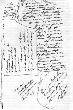 Stendhal, manuscrit de Lucien Leuwen, Bibliothèque municipale de Grenoble  www.artexperiencenyc.com