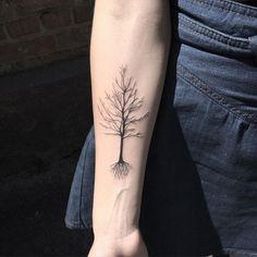 Fantastic Plant Tattoos