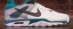 """Nike Air Trainer Classic Low """"Teal"""""""