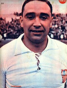 CAMPANAL (Sevilla C.F. - 1945-46) D. Marca
