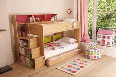 Joyful Stairs Bunk Beds Designs
