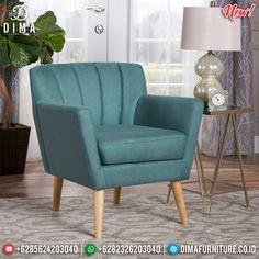 Sofa Minimalis Jepara Elite, Sofa Santai Jepara Luxury Classic MMJ-0791 Modern Chairs, Modern Furniture, Mid Century Modern Fabric, Chairs For Sale, Club Chairs, Living Room Chairs, Mid-century Modern, Upholstery, Sofa