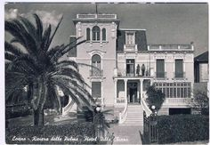 d5954 Cartolina Savona Loano Hotel Villa Chiara anni 1960 | eBay