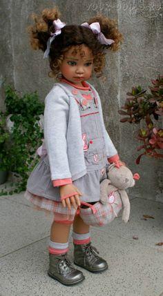Angela Sutter doll