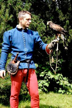 MedievalManufacture (Etsy), Germany, late medieval hosen