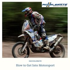 Get into Motorsport with ACCELERATE Special Gasoline