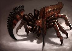 Ancient arachnids | Thread: [Update] Patch v1.21: The God of Fomors