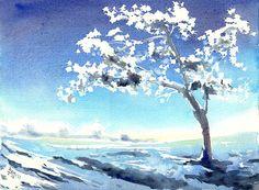 Winter wonderland by Yolanda Hogeveen on Etsy