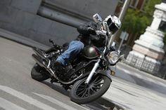Fotos de la prueba de la Daelim Daystar VL 125Z FI Plus | Motociclismo.es