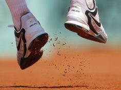 Galerie Roland-Garros 27 05 12 - Juan Martin Del Potro contre Albert Montanes