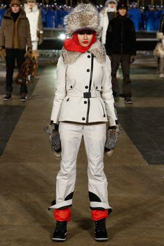 3ff274331f Moncler Grenoble Fall 2016 Ready-to-Wear Fashion Show