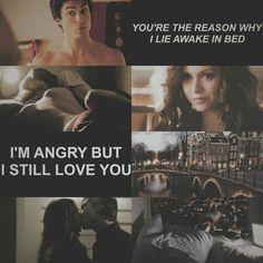 aesthetics — Damon & Katherine (the vampire diaries)