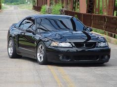 99-04 mustang cobra | Thread: 99-04 Black Mustang Picture Request!