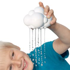plui rain cloud -  The Rain Cloud beautifully illustrates the cycle of water and magically turns kids into little rainmakers.