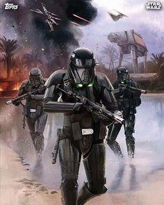 #RogueOne #RogueOneAStarWarsStory #StarWars #DeathTroopers