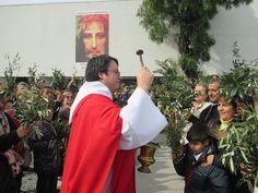 Celebración de semana santa y triduo pascual en nuestra parroquia