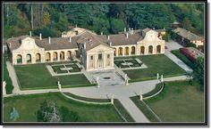 Villa Barbaro - Andrea Palladio - affreschi Paolo Veronese - Maser 1554-62