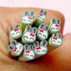 He encontrado este interesante anuncio de Etsy en https://www.etsy.com/es/listing/167437424/rabbit-bunny-polymer-clay-cane-animal