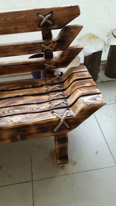 The 10 simplest woodworking projects for manufacturing and selling - Stuhl Holz - Crafts