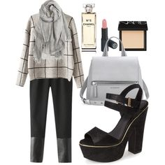 A fashion look from February 2015 featuring Chicnova Fashion pants, Topshop sandals and Givenchy shoulder bags. Browse and shop related looks. February 2015, Office Fashion, Fashion Pants, Givenchy, Shoulder Bags, Topshop, Fashion Looks, Style Inspiration, Sandals