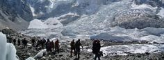 Bergsteiger am Mount Everest: Im Team zum Gipfel