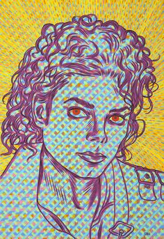CONRAD BOTES- ZOMBIE BABYLON Top Artists, Mj, Printmaking, Vibrant, Faces, Posters, Illustrations, Contemporary, Drawings