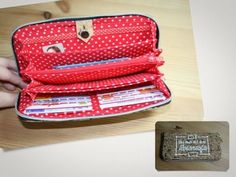 How to make a Pleated Zipper Pouch We know it's a longer video but it's worth it. So many amazing techniques and tips chalked into one video. Whether it's th...