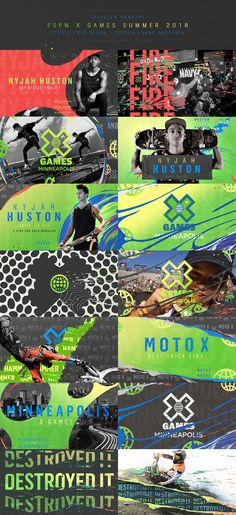 Discover recipes, home ideas, style inspiration and other ideas to try. Game Design, Web Design, Moto Cross, Sports Graphic Design, Gaming Tattoo, X Games, Sports Graphics, Fitness Design, Brand Guidelines