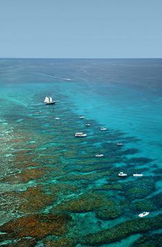 Aerial view- Florida Keys