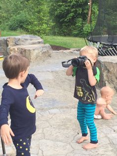 Teaching Kids about Photography