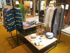 Isetan, Golf Wear, Shop Displays, Kids Store, Department Store, Boutiques, Pop Up, Ships, Table
