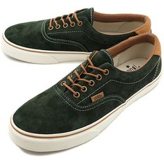 8c73134cd38 NEW Vans ERA 59 CA PIG Suede Duffle BAG US 9 5 California Sneaker Shoes