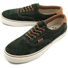 2d299a8b4e NEW Vans ERA 59 CA PIG Suede Duffle BAG US 9 5 California Sneaker Shoes